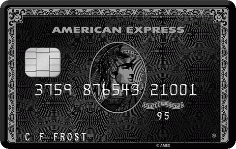 American Express Centurion Sverige